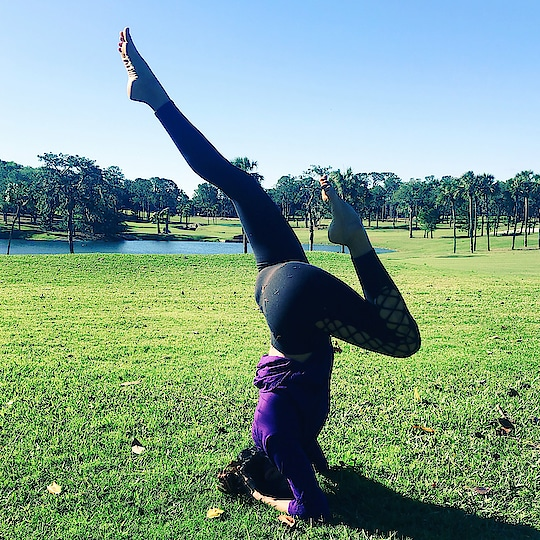 #yogawithpoojabatra 🧘♀️