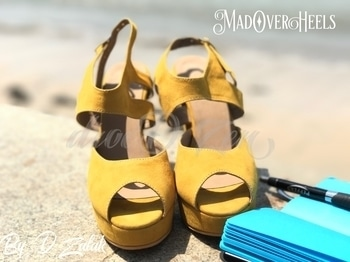 #droeDZen #madoverheels #staystylish #happyfeet #loveforheels👠  Mustard Yellow for Hot🔥summer 🌞 Plunge into the pool of handcrafted happiness for a swanky walk 👣and drench yourself to go MadOverHeels !! droeDZen  by D.Zalak!! Customise YOUR SHOE👠 designed by YOU !!  To contact : 09969274784   *FB* *page* : DroeD Zen https://m.facebook.com/DroeD-Zen-177833359392243/  *Instagram* : madoverheels_droedzen https://www.instagram.com/madoverheels_droedzen/?hl=en