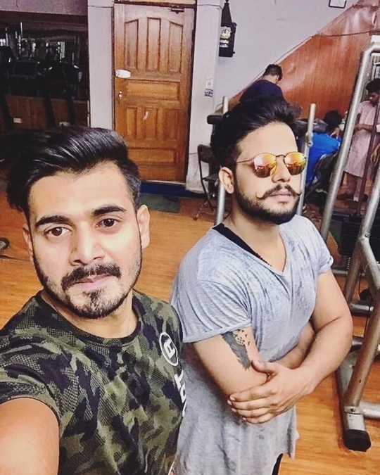 #postworkout #afterworkoutposes #gym #shades #stayinstyle #gymwear  #fitness