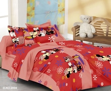 Cotton Bedsheets. King size bedsheets for big double bed. ₹ 590/-
