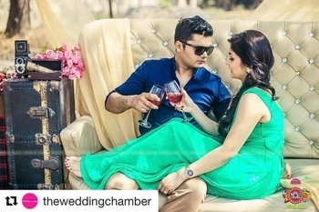 When your hard work is all over the place 😍 thanks for the feature @theweddingchamber #Repost @theweddingchamber with @repostapp ・・・ Whether spontaneous or posed , these are still so sweet !  Picture courtesy:@Design_Aqua_studio , New Delhi Location:@ThePerfectLocationfaridabad MAkeup :@makeoverbymanleen Hairstylist: @kalyugarjun  #love #couple #couplegoals #bridetobe #brideandgroom #bridal #bridallook #indiancouple #desibride #instabride #instalove #instapic #instawedding #indianweddings #desiwedding #shaadi #asianbride #makeup #bridalmakeup #luxury #hairgoals #mehendi #glamorous #indianweddings #asianwedding #realwedding #indianfashion #weddingphotographer  #weddingphotography #theweddingchamber