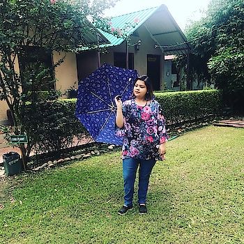 Snap from last week's Jim Corbett weekend gateway... ❤️ #hercreativepalace #blogger #influencer #kanikasharma #delhi #india #travel #jimcorbett #travelwithme #weekendgetaway #insta #instagram #instatravel #instapic #instacool #instadaily #instalike #instafashion #instagramer #instastyle #travelblogger #traveling #travelgram
