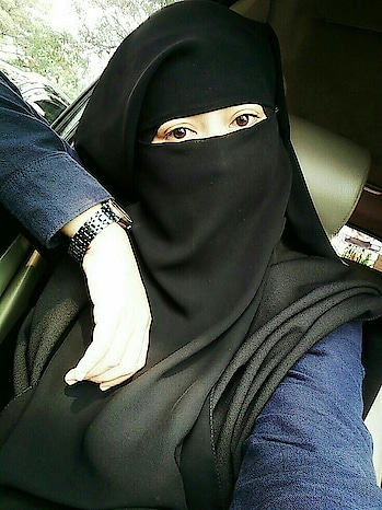 Updated their profile picture #newdpupdated #hijabifashion #sunnah