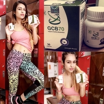 I love boosting my metabolism with the help of Green Coffee Bean Extract @chereso1 as a part of my routine! Stay fit and stay happy with the #GCB70 ! #healthymetabolism #fitnessdiaries #GCB70 : #fitnessgirl #fitnessdiary #fitnessgoals #fitnessforlife #fitnessmotivation #beingfit #fitfam #fitnessblog #fitnessblogger #nehamalik #model #actor #blogger #xoxo
