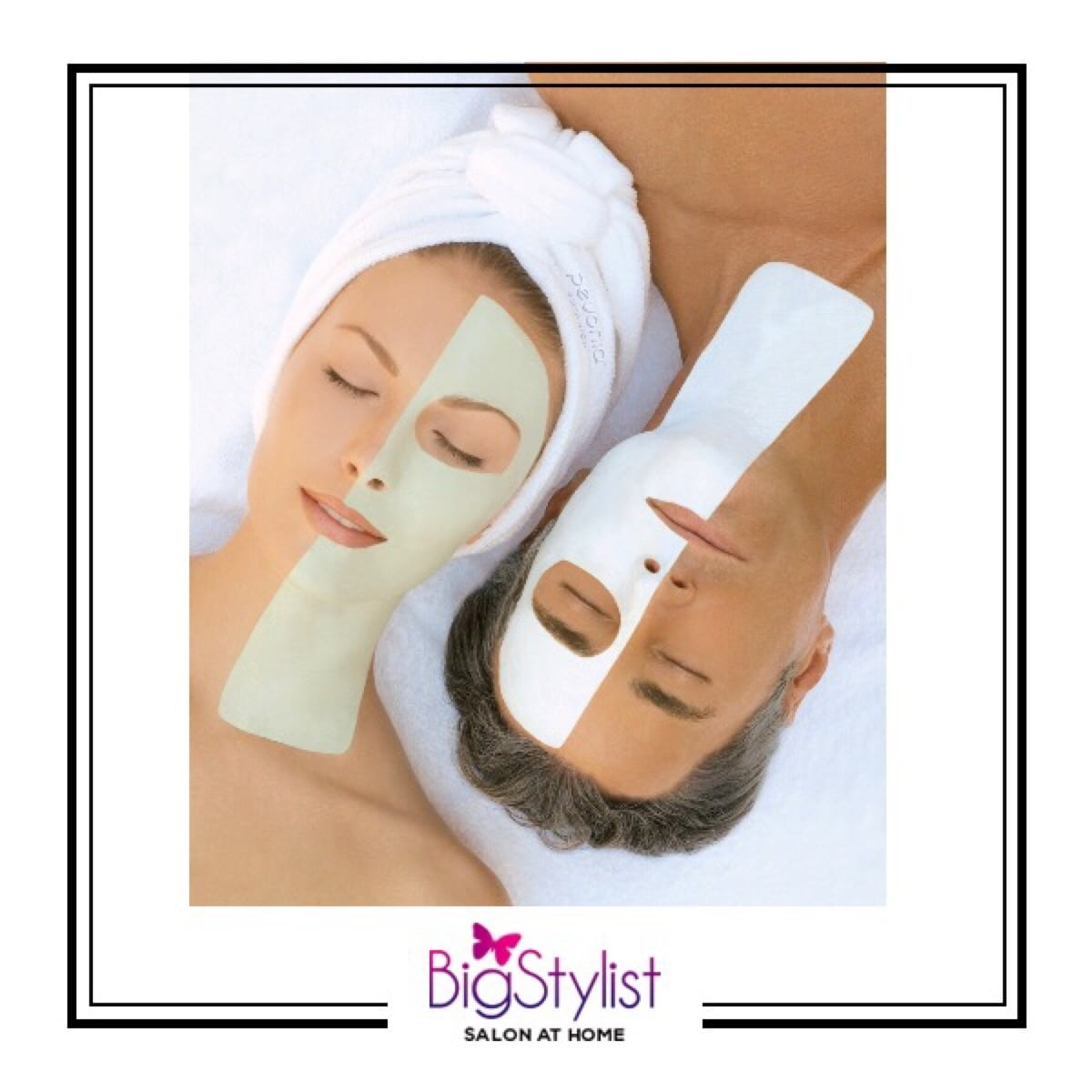 What better way to relax this weekend than a couples spa at the comfort of your home? Like this? Say a Hi on WhatsApp at 9920465699 for more such fantastic stuff!  #spa #facial #spaathome #salonathome #couplesspa #relax #rejuvenate #pamper #beauty #skincare #stayhomebeautiful #BigStylist