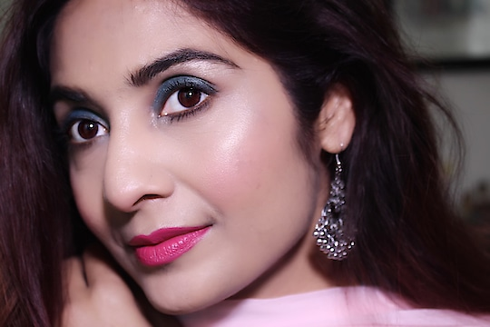 A new video on this makeup look on my channel!! Link in the bio 👉🏻 https://youtu.be/4uTPXEEXuF4 Posting after ages!! I feel I am starting from the scratch!! Do show some love to the post 🙏🏻 #makeuplook #indianbeautyblogger #makeuptutorial #delhiblogger #partymakeup #indianpartymakeup #indianyoutuber #beautyyoutuber