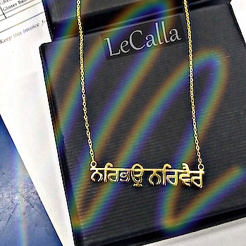 Spell it and we will cast it for you, Any Language & Any Font. Order Now, DM for more details.   #LeCalla #goldplated #customised #NeCklace #silver #classy #personalizedgifts #pendant #silverjewelry #instalove #intrend #giftideas #uniquejewelry #uniquegifting #photooftheday #fashionista #fashionwear #roposo #roposolove #roposo-style