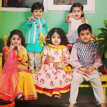 Presenting #comfortable #traditional #clothing by Fayon Kids keeping in mind the latest #fashion #trends for your little one: https://www.indiancultr.com/designers/fayon-kids #ethnic #kids #kidswear #girl #boy #makeinindia #indianwear #love #beautiful #wow #amazing #shoppingonline #tradition #new #incredibleindia #occasion #celebrate