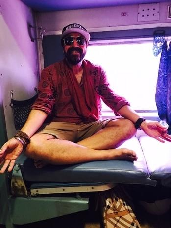 #trip #trainjourney #crossfit #bodhoutplay #rishikesh