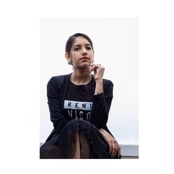 Have you seen the All Black Series on The Style Chair Blog yet?  Click & Comment- www.thestylechair.com #fashionblogger #indianblogger #beautyblogger #ootd #outfitideas #indianfashionblogger #indianfashionblogger  #pune #puneblogger #allblack #black #love
