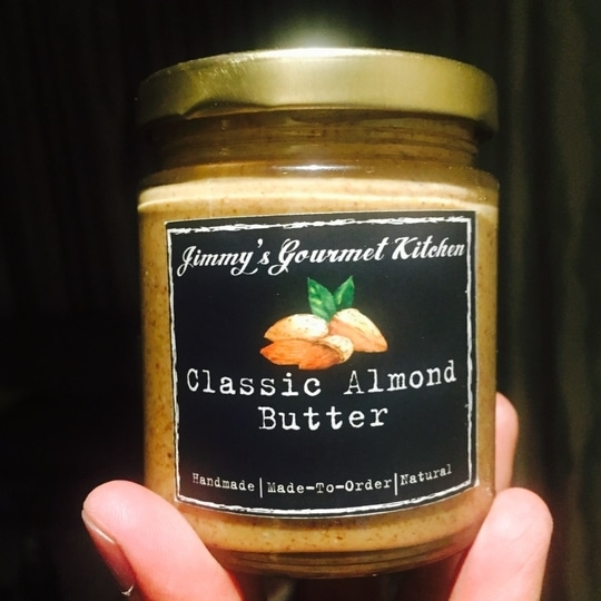 Jimmy's gourmet kitchen -100% natural , hand made , made to order !  Amazingly taste & healthy collection .