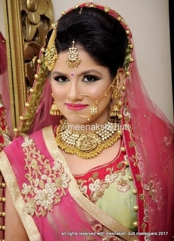 Traditional Indian bride #meenakshidutt #meenakshiduttmakeoversdelhi #muadelhi #muaindia #beautyexpert #hairandmakeup #makeupartistindia #makeupartistdelhi #bridallook #indianbridalmakeup #indianbride #indianbridetrend #indianbridalmakeupartist #weddingmakeup #bridalmakeupartist