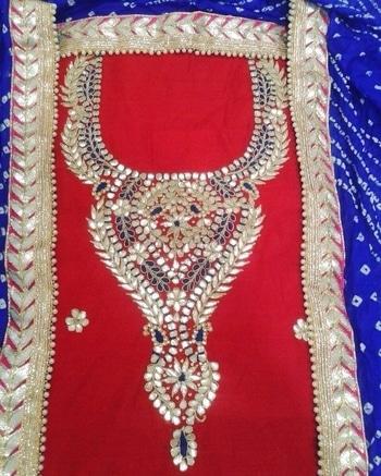 Georgette/Crepe Gotta Patti Suit Product Code - FCDM161 Available at www.fashionclozet.com Email - info@fashionclozet.com Whatsapp - +919930777376 or DM for enquiries #suit #patialasuit #gottapatti #punjabisuit #punjabibride #punjabisuits #fulkari #indianweddings #punjabijutti #punjabijewellery #viah #customisedoutfits #indianfashion #indiancouture #weddingday #punjabiwedding #royalwedding #indianwedding #bridesmaids #weddingdress #indianfashionista #thailand #france #dubai #london #punjaban #saree #gown #lehenga #punjabidress