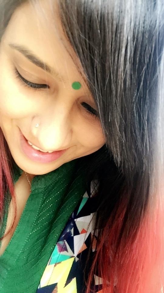 #i #me #myself #beyou #green #kurta #fabindia  #shrug #lifestyle #multicolor #red #hair #bag #black #buggisstreet #singapore #semi #indian  #casual #day #attire #goldblack #flat-slipper #watch #dior #copperearrings #zhumka #love #life #lifestyle #fashion #style #joshishilpa