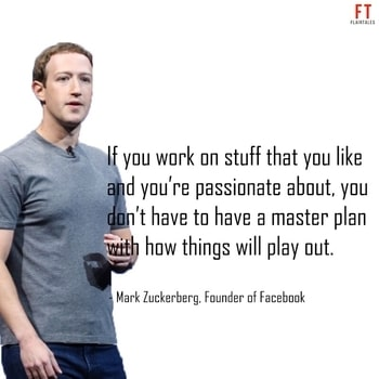 Achievers are dreamers who worked passionately for what they believed in. If you follow your hart things will definitely work out for you!  #saturdaymotivation #quotesdaily #instaquote #foodforthought #lifelessons #markzuckerberg #facebook #inspiration #motivationalquotes #passion #hardwork #like #flairtales #success #entrepreneurship #followyourdreams #wordsofwisdom #positivethinking #inspiredaily