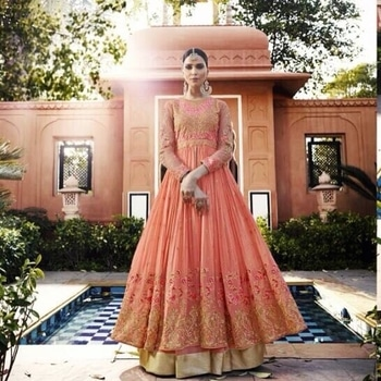 Gajri Georgette Party Wear Anarkali  Suit Product Code - FCSS1090 Available at www.fashionclozet.com  Watsapp - +91 9930777376 Email -  info@fashionclozet.com Or DM for enquiries #salwarkameez #golden #designerlehenga #satinsaree #patialasuit #redlehenga #bridalhenna #saree #navratri #navratri2017 #bridalwear #sharara #palazzosuit #bridalheadpiece #bollywood #sarees #bollywoodsaree #dulhan #lehenga #sari #bridallengha #indianfashion #lehenga #drashtidhami #punjabibride #indianbridal #designersaree #punjabiwedding #pakistaniwedding #sikhwedding
