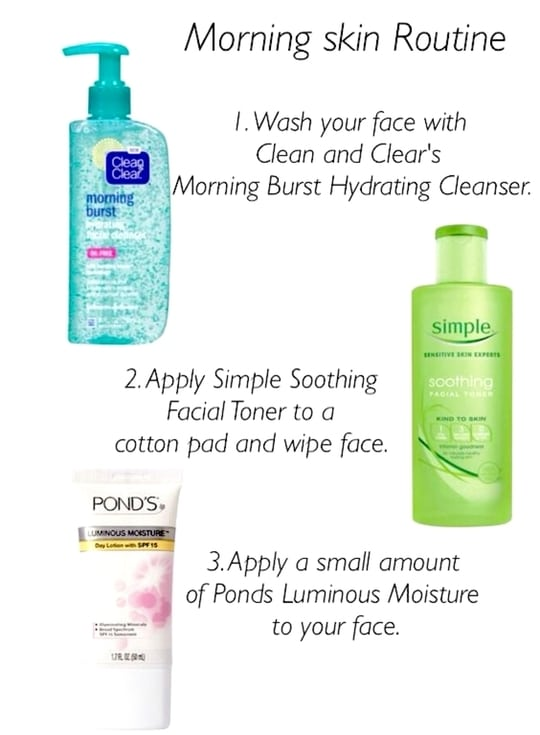 A good morning skin care routine leads you to a healthy and radiant skin. What's your Morning regime? #skincare #summerskincaretips #youtuber #stylefromcloset #beautyblogger #fashionblogger #fashionbloggerdelhi #roposodaily