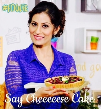 For this one you can afford to smile a lot bigger... Say Cheeeeeeeeeese.. Cake. 😀😀😀💋💋💋 Love M. #ChefMeghna #cheesecake #foodie