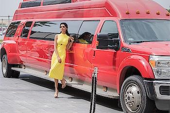 Don't block your roads if you are aspiring for a beautiful journey ❤️ #niveditachandel  #photoshoot #dubai #niveditachandel  Makeup & hair by- @makeupartistdubai_asfia  Photography by - @chetangaur  Location- @dubai