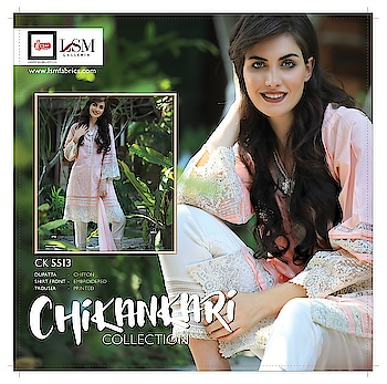 #wowshoppee#exclusivecollection #lsm chikankari#chikanwork #heavily  #embroideredkurti #chiffondupatta #dyed #trousers #awesome #high-quality #affordable price#beattheheat #summer-style #classylook #chicfashion # #bookings#ontheway #   watsapp @7869677637 or 7974527632 fr bookings or queries...