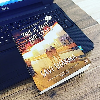 Have you read this Book? #thisisnotyourstory @storytellersavi