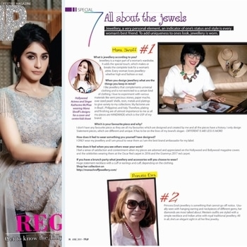 #tulipmagazinehyd #writeup #monashroffjewellery #monashroff #summerfashion #summerlook #summerstyles
