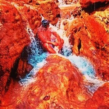 #waterfall #mountains