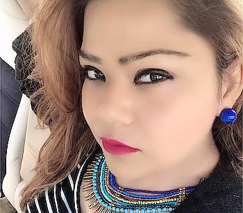 Keeping the attitude on point, baby!! #fashion #beforeshoot #makeupon #kanikasharma #hercreativepalace #delhi #india #blogger #influencer #attitude #onpoint #hcpkanika