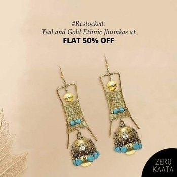 This festive season, strike a chord with the best-seller jewelry pieces to look your uber-best and put your stylish self forward. .  . Shop our amazing Super Saver Collection here: https://goo.gl/TVV8Dw . #zk #zerokaata #fashion #style #healthandbeauty #love #earrings #necklace #bracelet #jewelry #TeenChoice #gift #onlinejewelry #jewelryonline #brassearrings #uniquegifts #handmade #giftingidea #festival #karvachauth #fashionista #WANNAONE #MTVHottest #vintage #WednesdayWisdom #MrsIndiaWorldwide #Throwback90s #jewellery