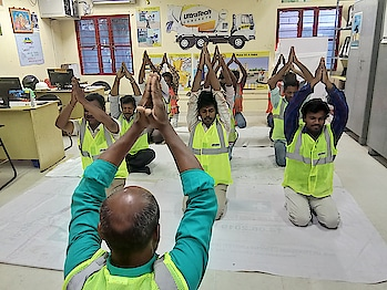 #YogaDay2019 #yogaflow