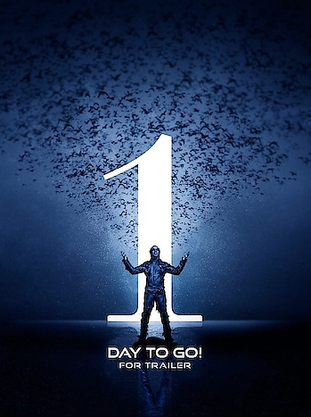 And it's almost time...Get ready to witness the #2Point0Trailer tomorrow at 12 pm. Just 1 day to go!   @2Point0Movie @DharmaMovies @LycaProductions #2Point0 #2Point0TrailerOnNov3