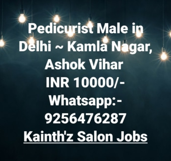 "#SalonjobsinPunjab #Ludhiana #Patiala #Jalandhar #Pathankot #Amritsar #Batala #Delhi  #Jobs #Salonjobs #Hairjobs #hairstylist #Makeup #skincare #beauticians #pedicurist  #Nailart #Frontdesk #Telecaller #Marketing in given location trails updates just Click on link on ""Quick Resume"" Submit or Whatsapp 9256476287 or Email:- kainthconsultancy@gmail.com  http://kainthconsultancy.com/salon-jobs-in-north-india/"