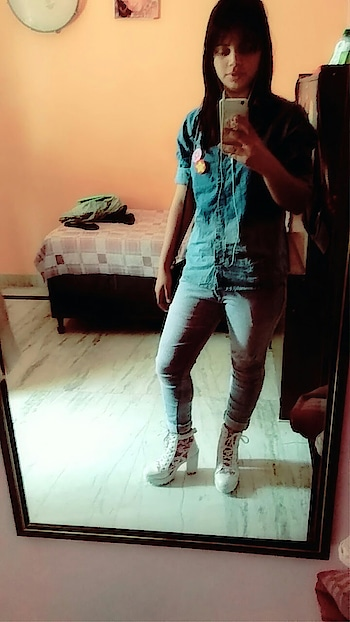 #jeans#boot#outingwithfriends
