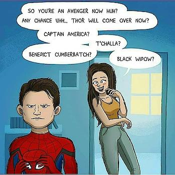 #spiderman #comics #avengers