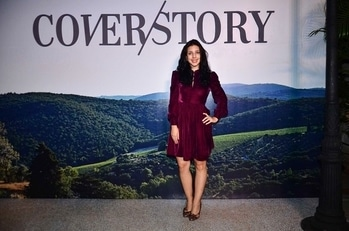 Thankyou @coverstoryfsl for inviting me for the #AW17 launch party at #sucasa #storiesofautumn #CSILOVEYOU thanks @instagladucame @maddiea24 #coverstoryfsl #gucgladyoucame