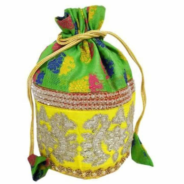 On clearance at a flat 50% off. Shop for our gorgeous handcrafted products at rock bottom prices. Shop at https://www.giftpiper.com/browse/clearance50. Resellers whatsapp us at 9902488133 #potli #potlis #handbag #purse