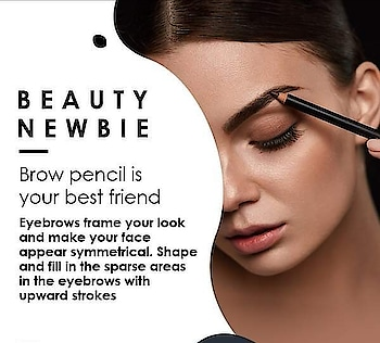 Make everyone go wow with that brow! #eyebrows  #newbie  #ropo-beauty   #eyebrowtutorial #eyebrowshaping