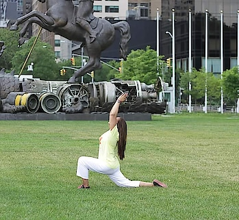International Yoga Day 2018 Celebration at United Nations #yogapose#yogainspiration#internationalyogaday2018
