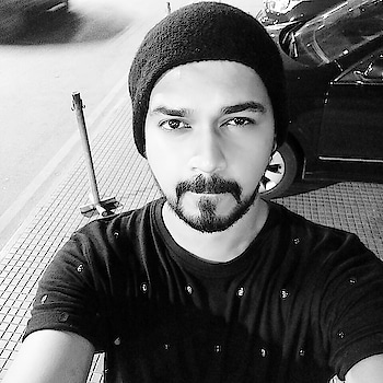 #roposo #menonroposo #roposomen #black-and-white #bearded-men #beard #kamalamills #smaaash