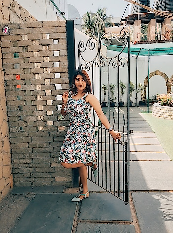 Got clicked even before I was ready 😛 But turned out to be good . . Follow @tlcf_nicole for more of my fashion & travel stories @tlcf_nicole  @tlcf_nicole . . #delhibloggergirl #lookbook #fashionblogger #fashiongram #fashionista #fashionandstyle #styleblogger #style #tlcfnicole  #delhiblogger #like4like #likeforlike #girlinstyle #instablogger #instastyle #instaclick  #possing #ootd #whattowear #ootdshare #mumbai_diaries #travelblogger #picoftheday #travelblogger #traveller #travelingroposo #roposoblogger