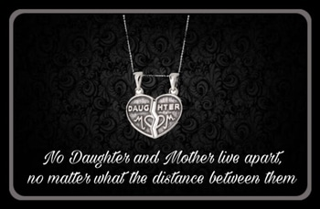 Daugher-MoM love pendant, Make her feel special.  Order this special chain pendant set now to show your love for your daughter/mother, DM for more details.   #LeCalla #silver #momdaughter #lovebond #showlove #ordernow #specialprice #musthave #newin #buynow #classy #loveforsilver #grabnow #giftideas #girlythings #fashion #fashionwear #fashionista #dailywear #solecalla #accessory #accessories #attitude #instajewellery #showlovegetlove #trendyjewelry #elegant #motherdaughter #roposolove