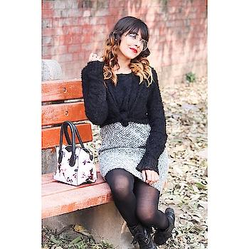#roposo #thegroovybug #be-fashionable #streetstyleblogger #fashionation #chandigarhfashionblogger #roposostar #trending