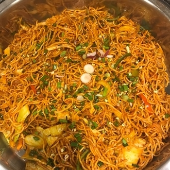 Some noodles is all I need right now! #foodiesofindia  #food