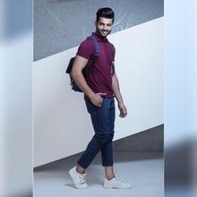 SO design ad campaign ! Photographer - Midhun Jayakrishnan Photography Stylist - @Devesh pants                                           Hair and Make up - Kritika Shetty Make up Location - #bangalore   #conceptclothing #menswear #mrindia #rahul #backpack #roposomen #menonroposo