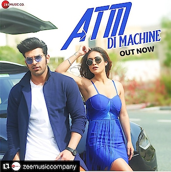 Hey guys so finally wait is over my new song ATM DI MACHINE is out now  from @zeemusiccompany ..   Here's the link   https://youtu.be/WxMwusw_qMA   Please share as much as you can ♥️♥️♥️♥️  Need you love and support 🙏🙏🙏 : #atmdimachine #zeemusiccompany #ramjigulati #newsong #punjabi #punjabisong #pollywood #punjabi #paraschabbra #zeemusic #punjabiactress #pollywoodartist #instantpollywood #sakhiyaangirl #instantbollywood #nehamalik #instantpollywood #instantbollywood