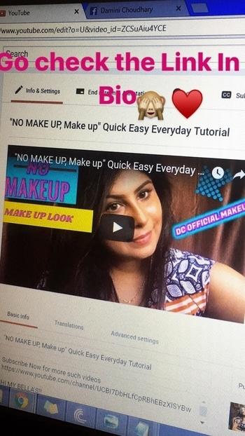 Minimal no Makeup Makeup 💄 Look !!!!!! #muaindia #mua #youtubechannel #youtuber #youtubeindia #youtubecreatorindia #roposofamily #roposo-makeupandfashiondiaries  #makeup