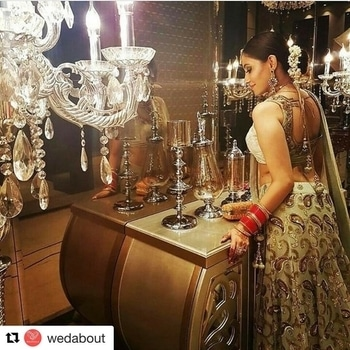 """Thanks @wedabout for the feature #Repost @wedabout with @repostapp ・・・ Photo credits @makeoverbymanleen """" I am just waiting for a while, to handover you my heart."""" Download #wedabout app from Playstore (Android) or App Store (iOS) #indianbride #Indianwedding #love #weddinggoal#indiangrooms #indianbride #weddingservicesapp #wedding #weddings #weddingplanning#relationship #love #newbeginning #followus #instalike #instapic #instalove#weddingdiary#bling#wedabout"""