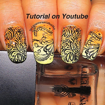 Gradient + Stamping Nail Design tutorial is up on my YouTube channel, link is in the bio👆 Go watch it, show some love 💖 and don't forget to hit the Subscribe button 😌 Products I used: @bornprettystore  @thefaceshop_sg  @beautybigbangs  @aliexpress.official  .. #designyournailsbyisha #ishanailart #nails #nailswag #naildesignideas #nailartforbeginner #nailarttutorial #nailartvideo #cutenails #nailblogger #youtuber #beautifulnails #prettynaildesign #indiannailartist #easynailart #diynails #nailartstamping #stampingnailart #instanails #nailblogger #soroposo #roposofasion #fashionblogger #makeup #nailblogger #roposonails #roposoblogger #roposostyle #indianblogger #sgblogger