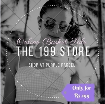 And it's here; The Online Basket Sale. The under 199 Store! A fabulous range of tops, accessories, tunics, beauty items and t-shirts. . Link : purpleparadise.wooplr.com💰 *limited offer* . #fashiondiaries #fashionstatement #onlineshopping #blogger #model #online #tops #accessories #instapic #instagood #ootd #instastyle #flashsale #flat199 #instashopping #potd #fashion #collegeoutfit #collegegirls #clubbingoutfit #purpleparcel