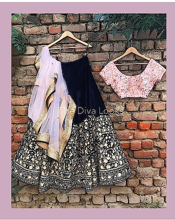 sr-464  #Langha :-taffeta sillk with hevvy emrodery work  #Choli :-banglory with emrodery   #Dupatta:- net with border  Rate 1250 WhatsApp me at +91 7830378415